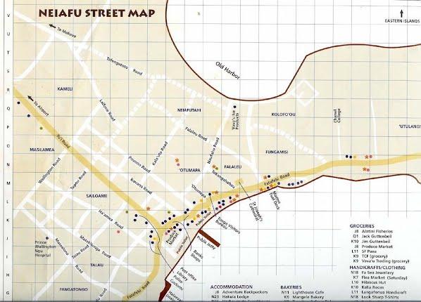 карта Neiafu