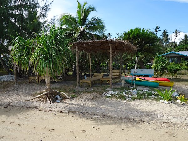 острова Тонга, Вавау, пляж на острове Офу